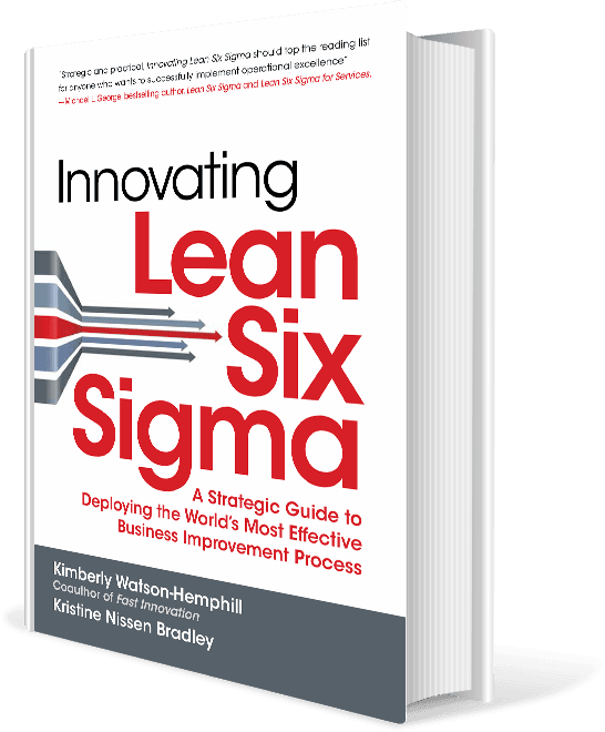 Innovating Lean Six Sigma Book